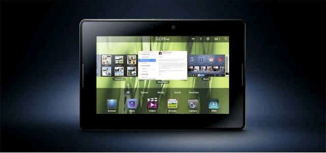 blackberry playbook price uk. The Playbook announced to