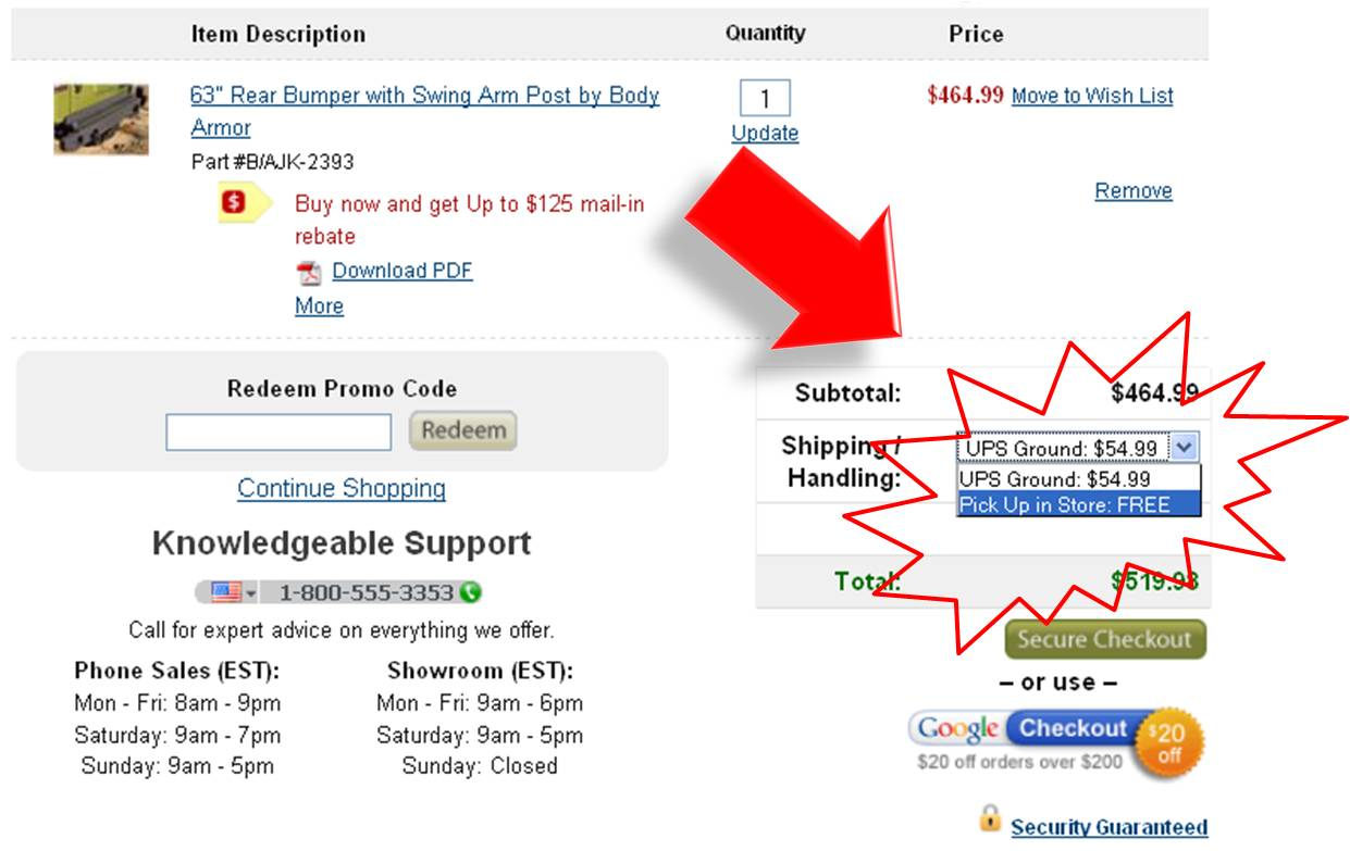 Quadratec coupon code free shipping