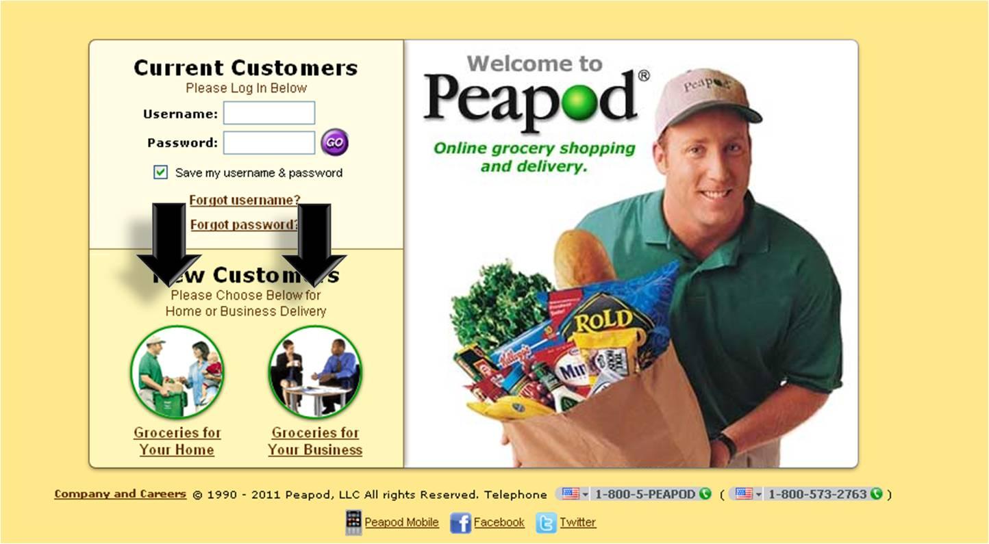 Peapod coupon codes