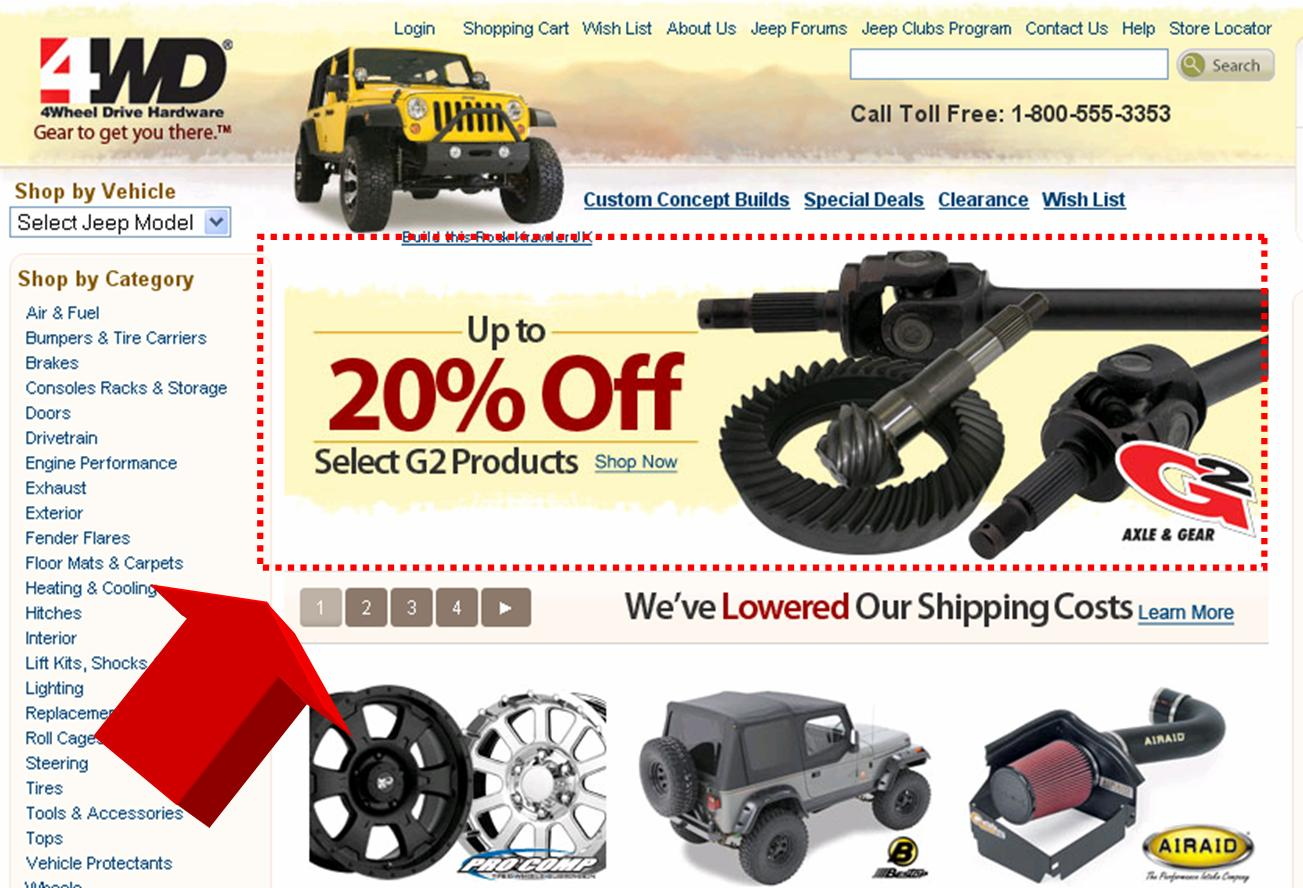 4wd.com coupon code