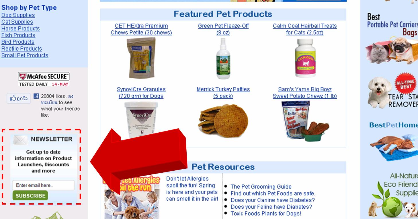 Drop by Entirely Pets is you are in need of quality pet supplies and medications at great prices. Take better care of your pet's health and benefit from 15% discount on the entire site using the given coupon!