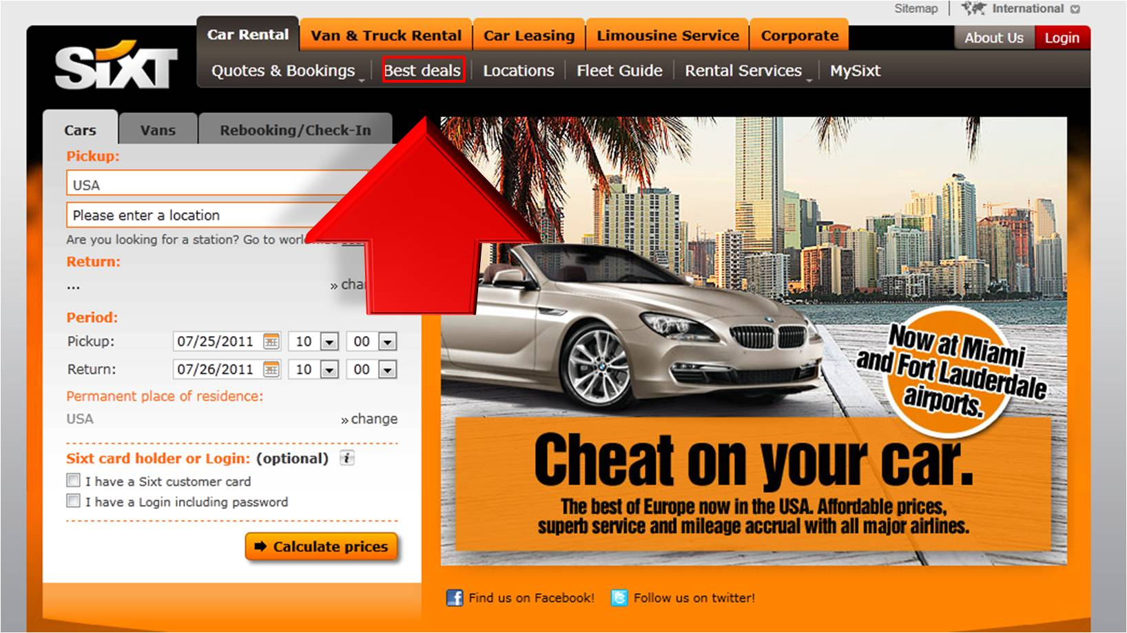 Discount car rental coupons fort lauderdale fl