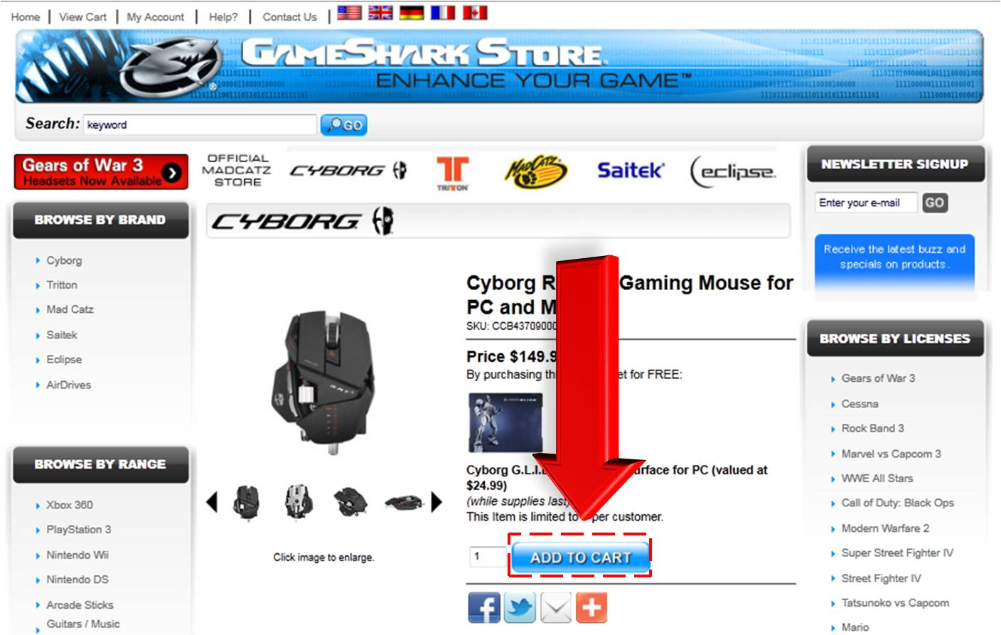 Gameshark store canada coupon code