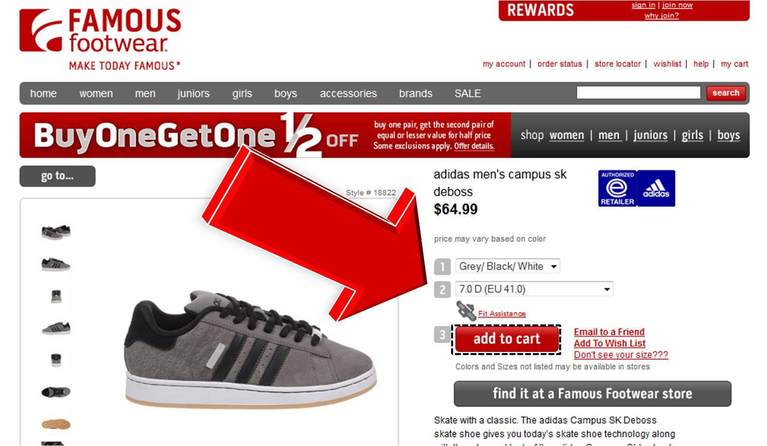 Famous footwear coupon codes 2018