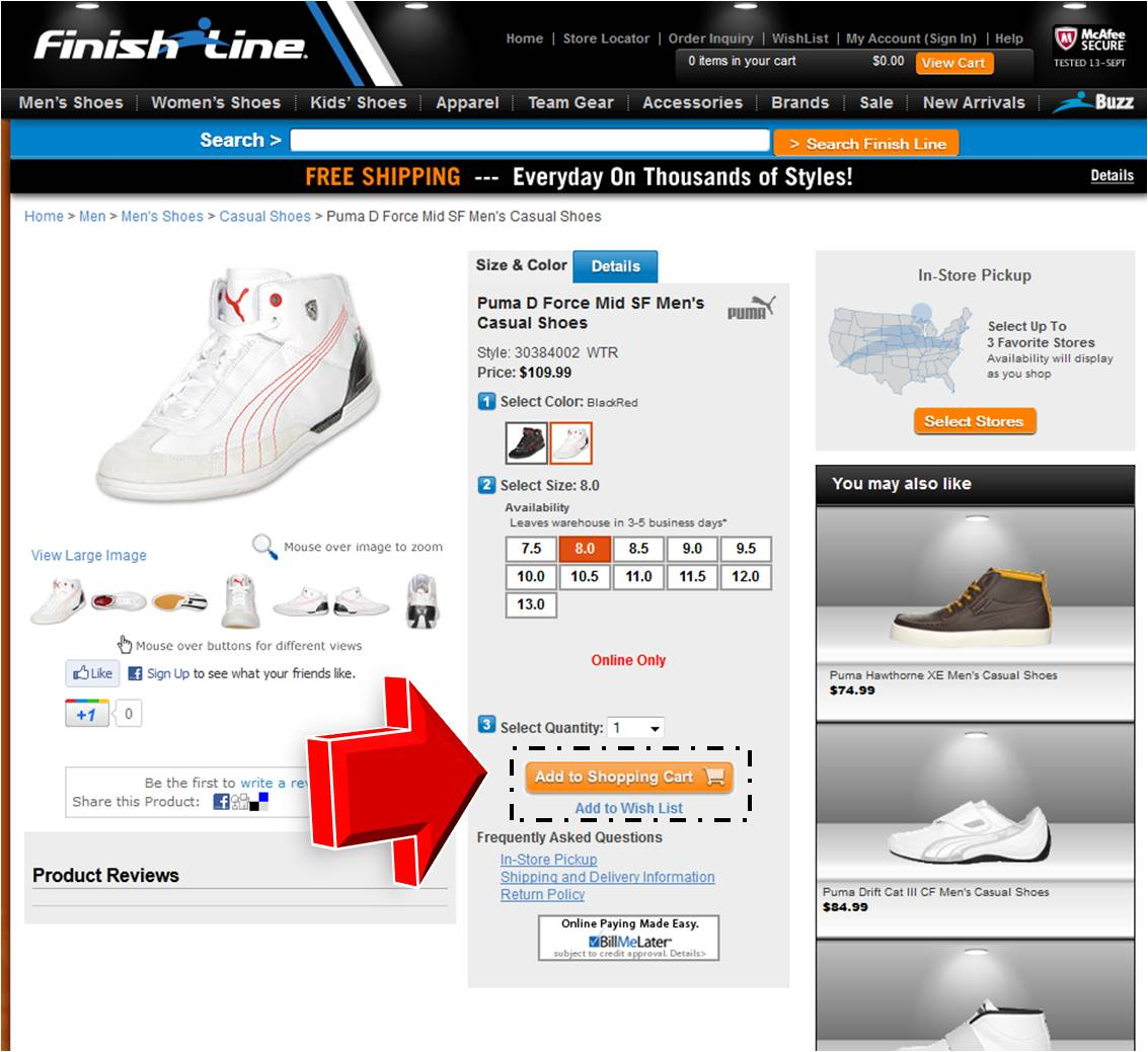 Finishline com coupon code