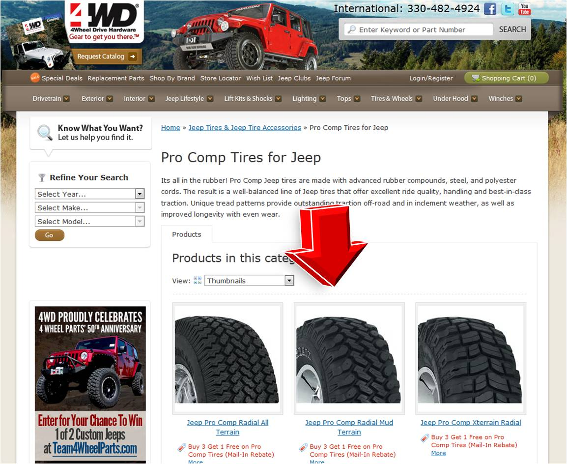 4wd coupon code