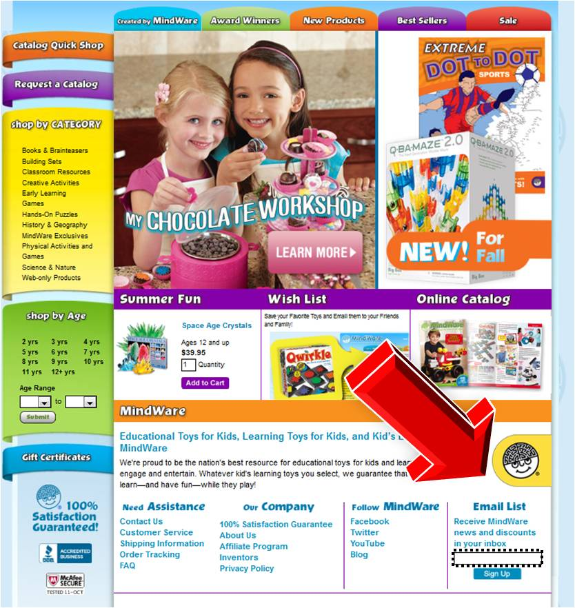 And since alinapant.ml regularly adds new and web-only products to its collection, brainiacs young and old will keep coming back for more. 55 MindWare coupons, including 24 MindWare coupon codes & 31 deals for December