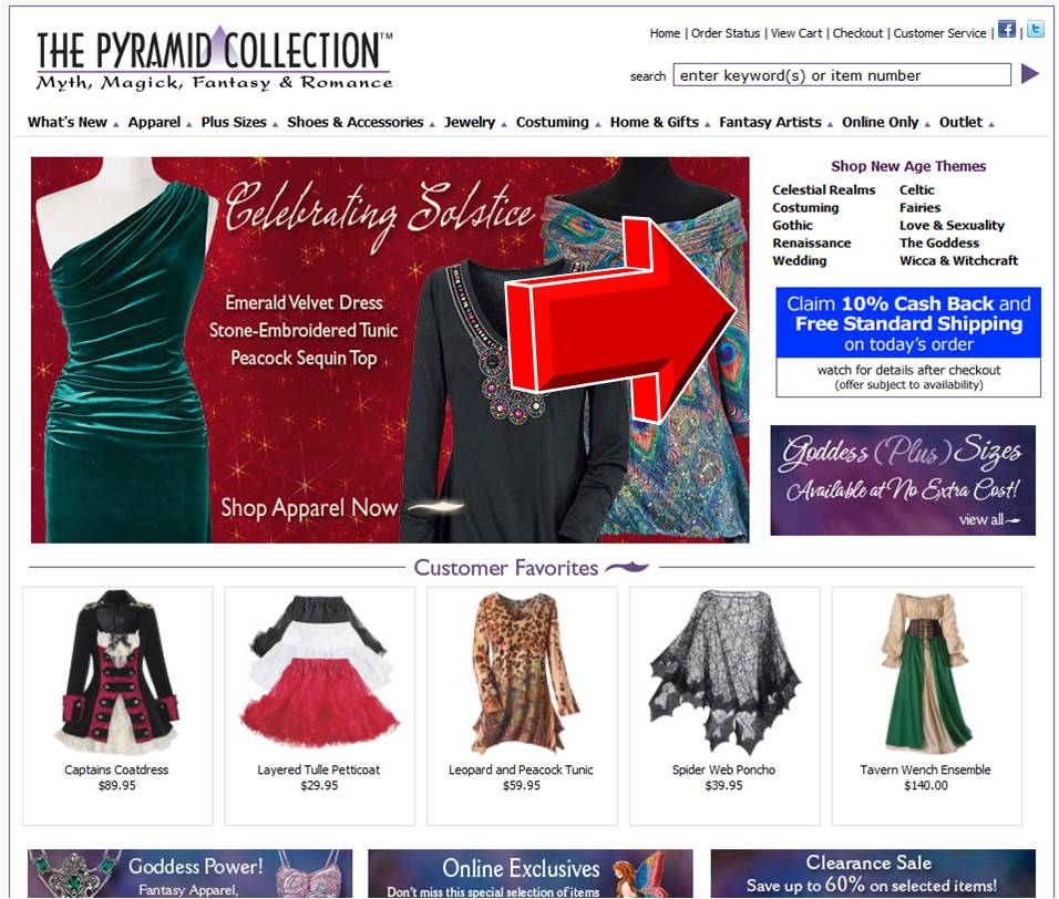 Pyramid Collection is a popular fashion retailer which operates the website ustubes.ml of today, we have no active coupons. The Dealspotr community last updated this page on January 5, Pyramid Collection has an average discount of 60% off and an average time to expiration of 53 days.5/5(1).
