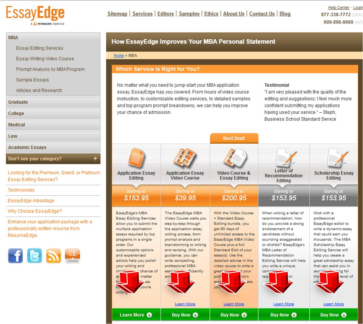 EssayEdge Coupons, Deals and Promo Codes