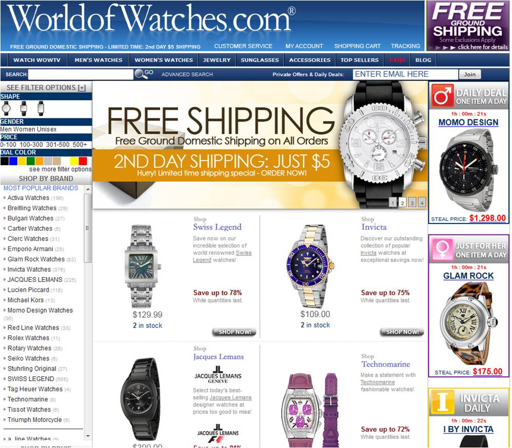 steps to enter world of watches coupon coupon code