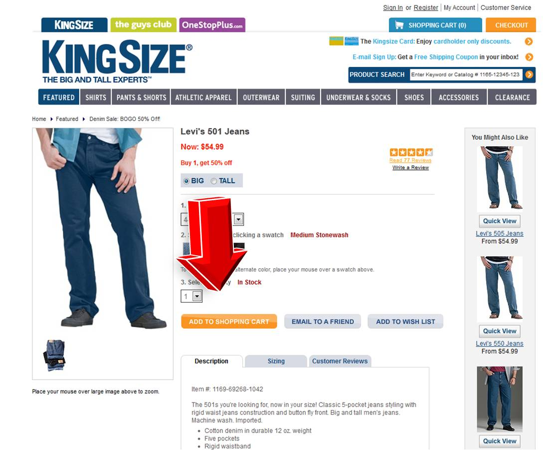 Find the latest King Size Direct promo codes, coupons & deals for December Hassle-Free Savings · Coupons Updated Daily · Verified Promo Codes · Free Shipping CodesBrands: Nike, Macy's, Tory Burch, Best Buy, Crate&Barrel, Levi's, Sephora, Groupon.