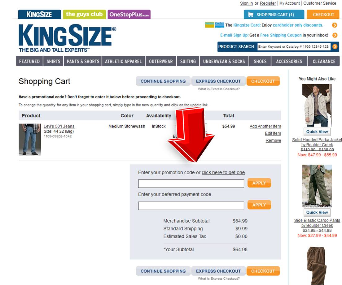 King Size Direct Promo Codes Free Shipping