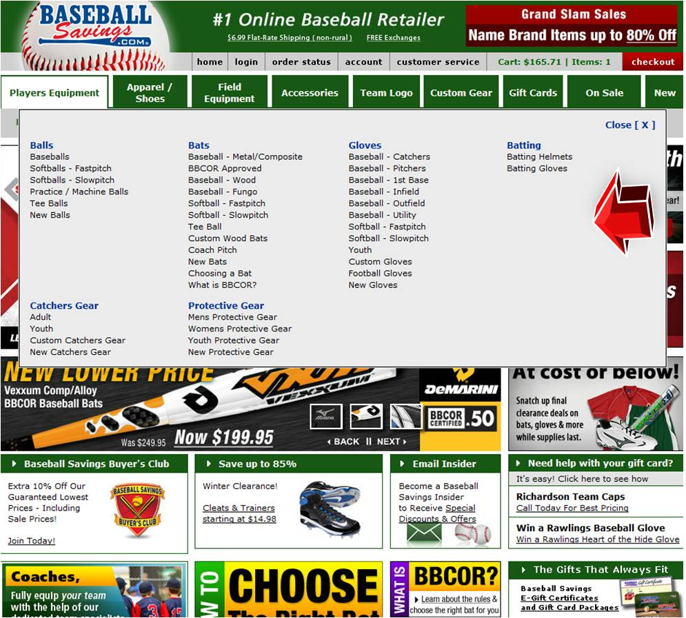 Baseball savings coupon code