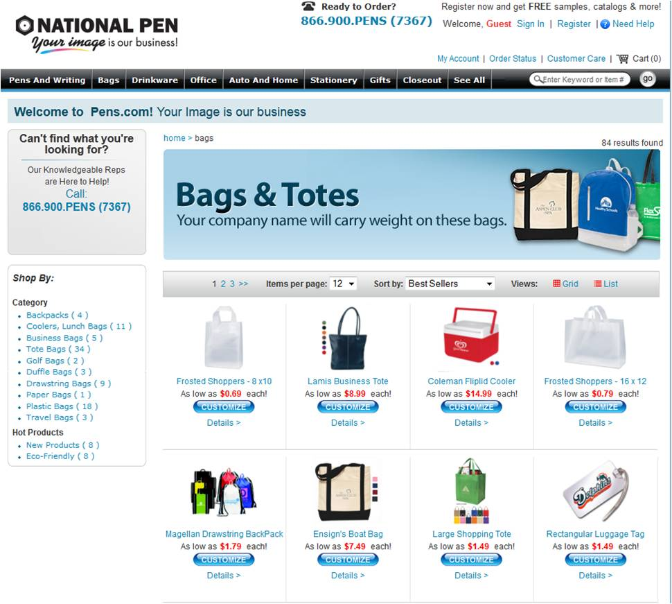 National pen coupon code