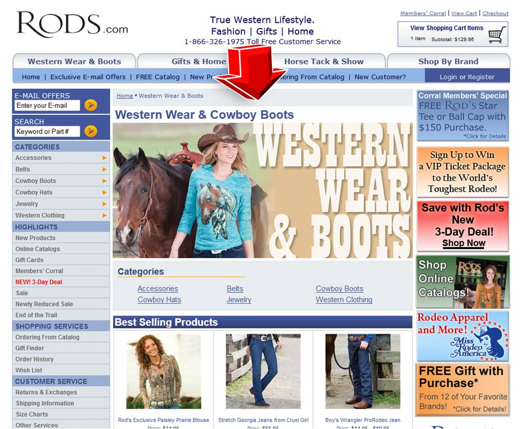 Discount western wear coupon