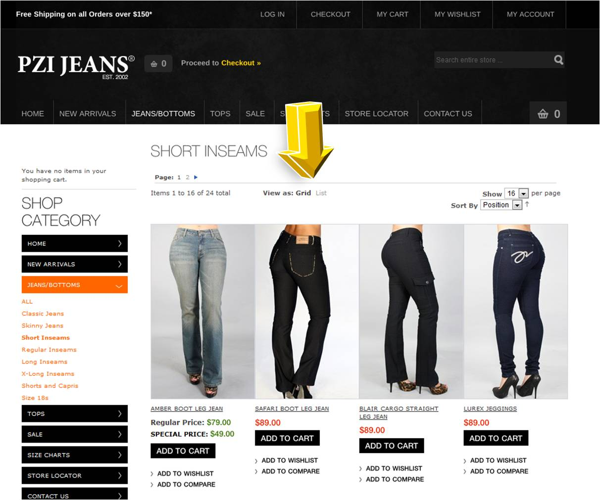 For PZI Jeans we currently have 1 coupons and 4 deals. Our users can save with our coupons on average about $Todays best offer is 20% Off Any Order With PZI Jeans Coupon narmaformcap.tk you can't find a coupon or a deal for you product then sign up for alerts and you will get updates on every new coupon added for PZI Jeans.