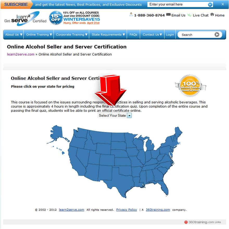 Online Certification Tabc Online Certification