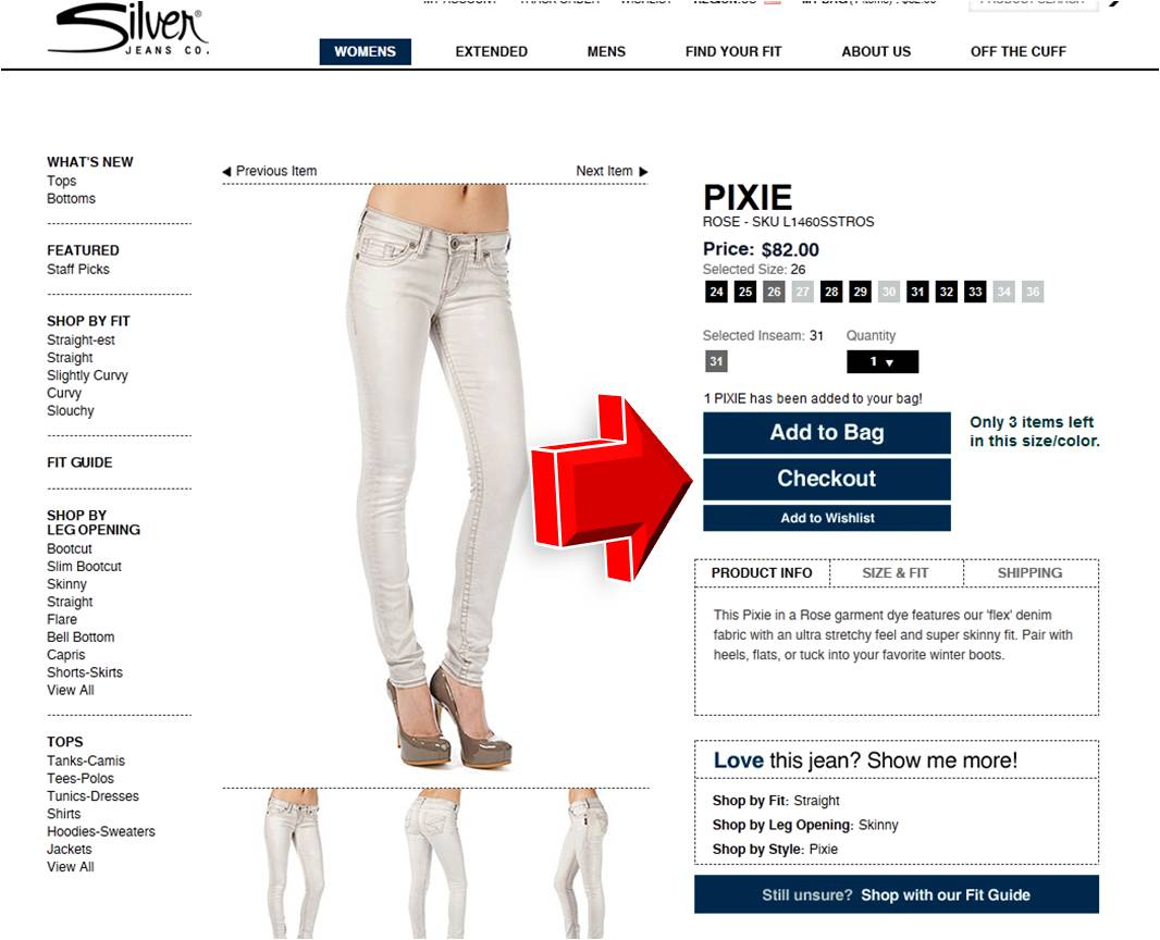 Silver Jeans Promo Code - Jeans Am