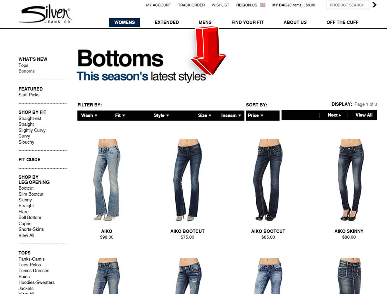 Silver Jeans Coupon Code Canada - Jeans Am
