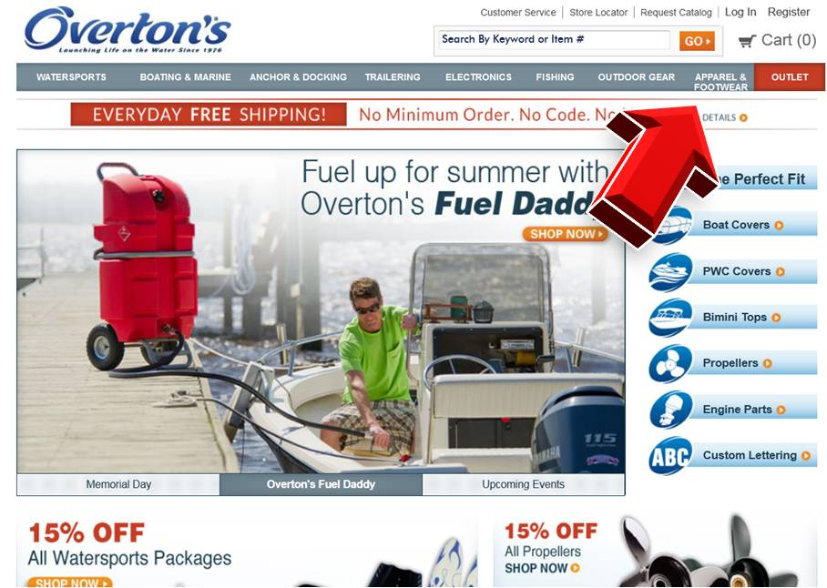 Overtons Promo Codes All Active Overtons Coupons & Coupon Codes - Up To $25 off in December Overtons is the online water sports store that dates back to .