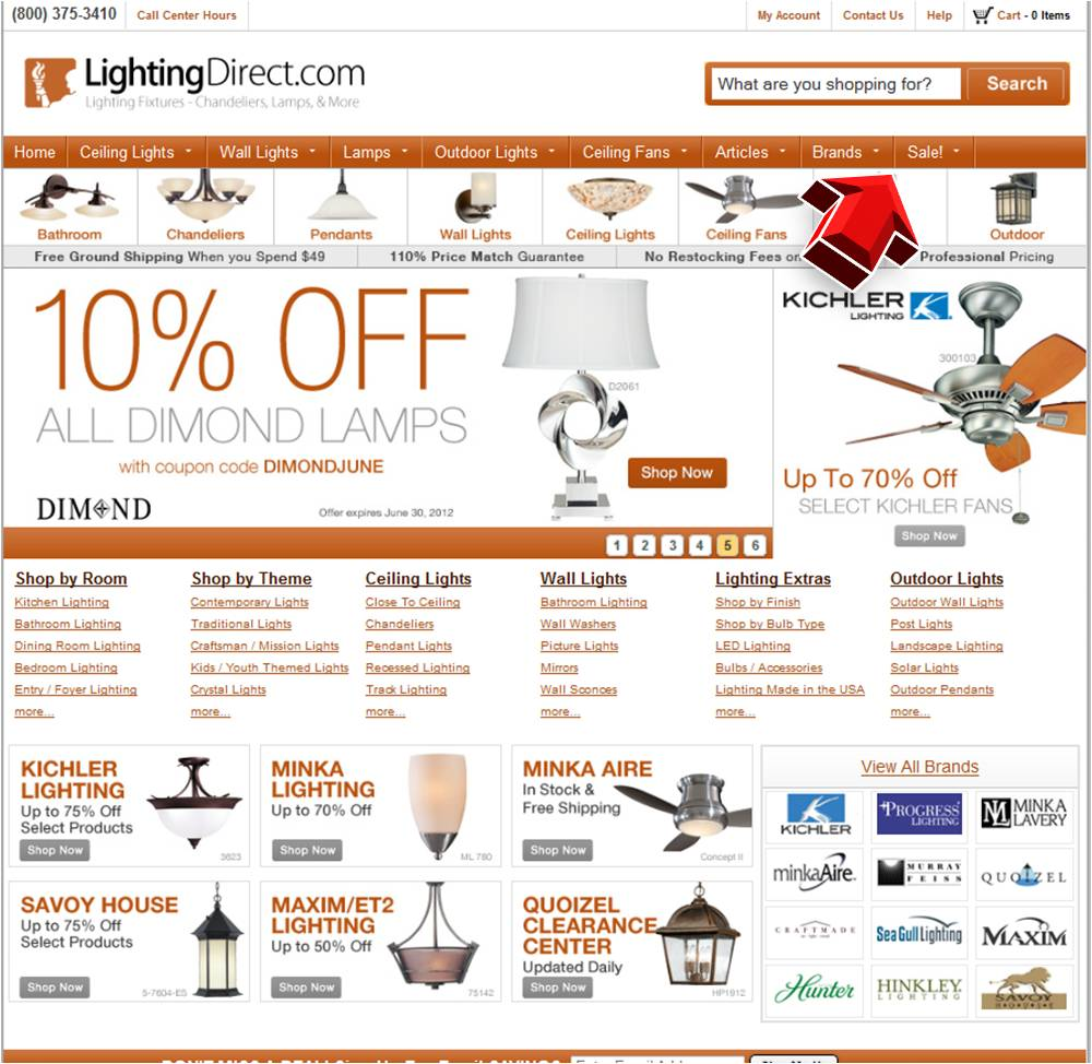 Lighting direct coupon code