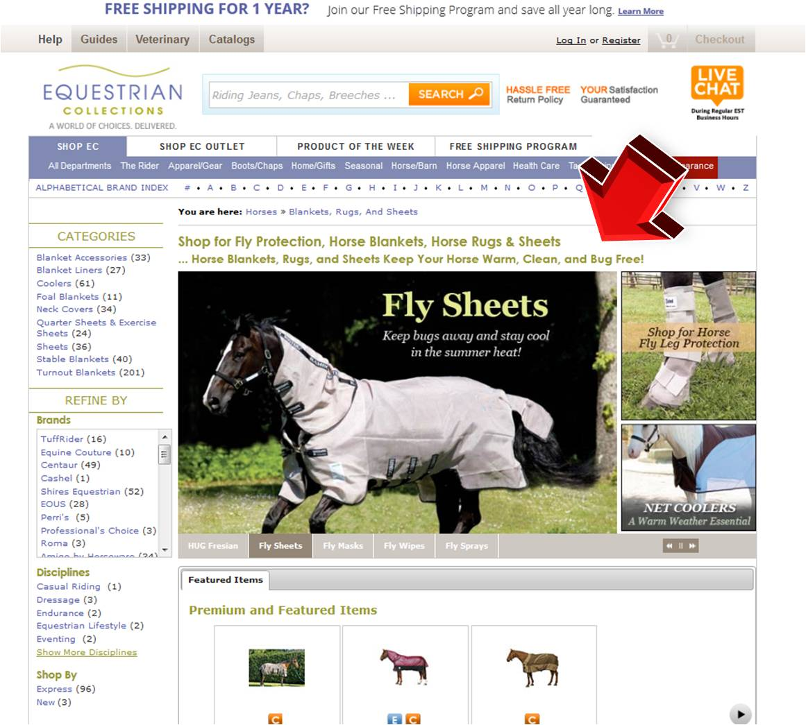 Horse.com coupon code