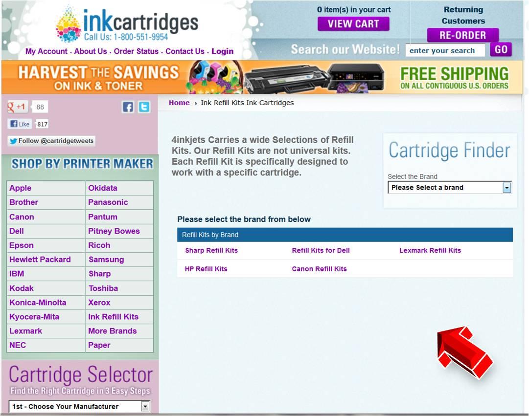 Inkcartridges com coupon code