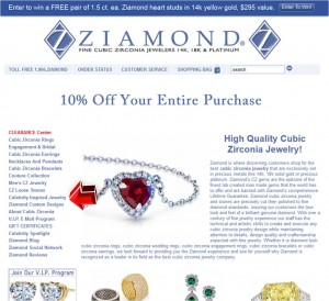 Celebrity Inspired Jewelry from Ziamond