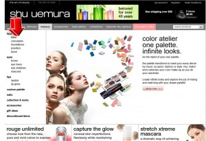 List of Makeup from Shu Uemura