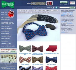 Neck Ties from Beau Ties