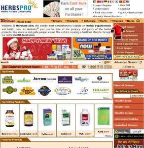 Vitamins from HerbsPro