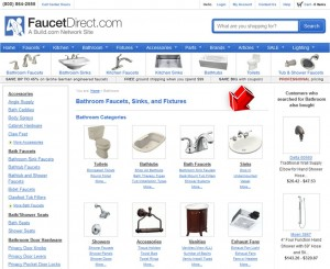 List of Bathroom from Faucet Direct