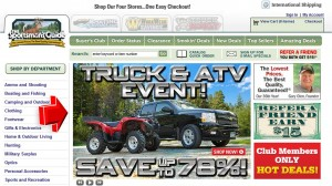 Truck & ATV Event from Sportsmans Guide