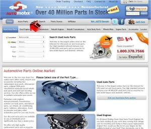 Auto Parts from Automotix
