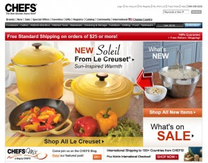 Le Creuset from ChefsCatalog