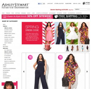 List of Trends from Ashley Stewart