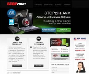 Step1 to Enter STOPzilla Coupon