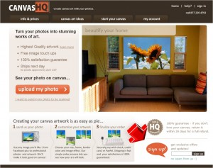 CanvasHQ Mailing Services