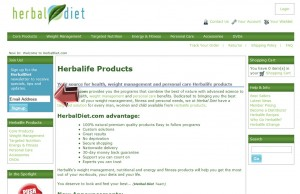 Herbal Diet Mailing Services