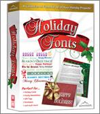 Holiday Fonts