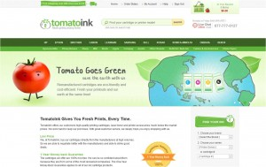 Step1 to Enter TomatoInk Coupon Code