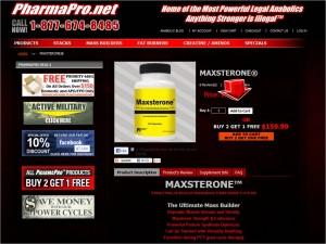 Step2 to Enter PharmaPro Coupon
