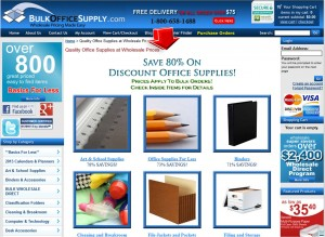 Step3 to Enter BulkOfficeSupplies Coupon