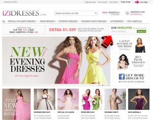 Izidress Mailing Services
