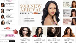 Lacewigsbuy Mailing Services