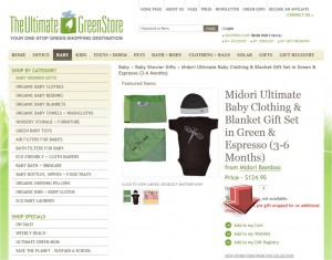 Step2 to Enter The Ultimate Green Store Coupon Code