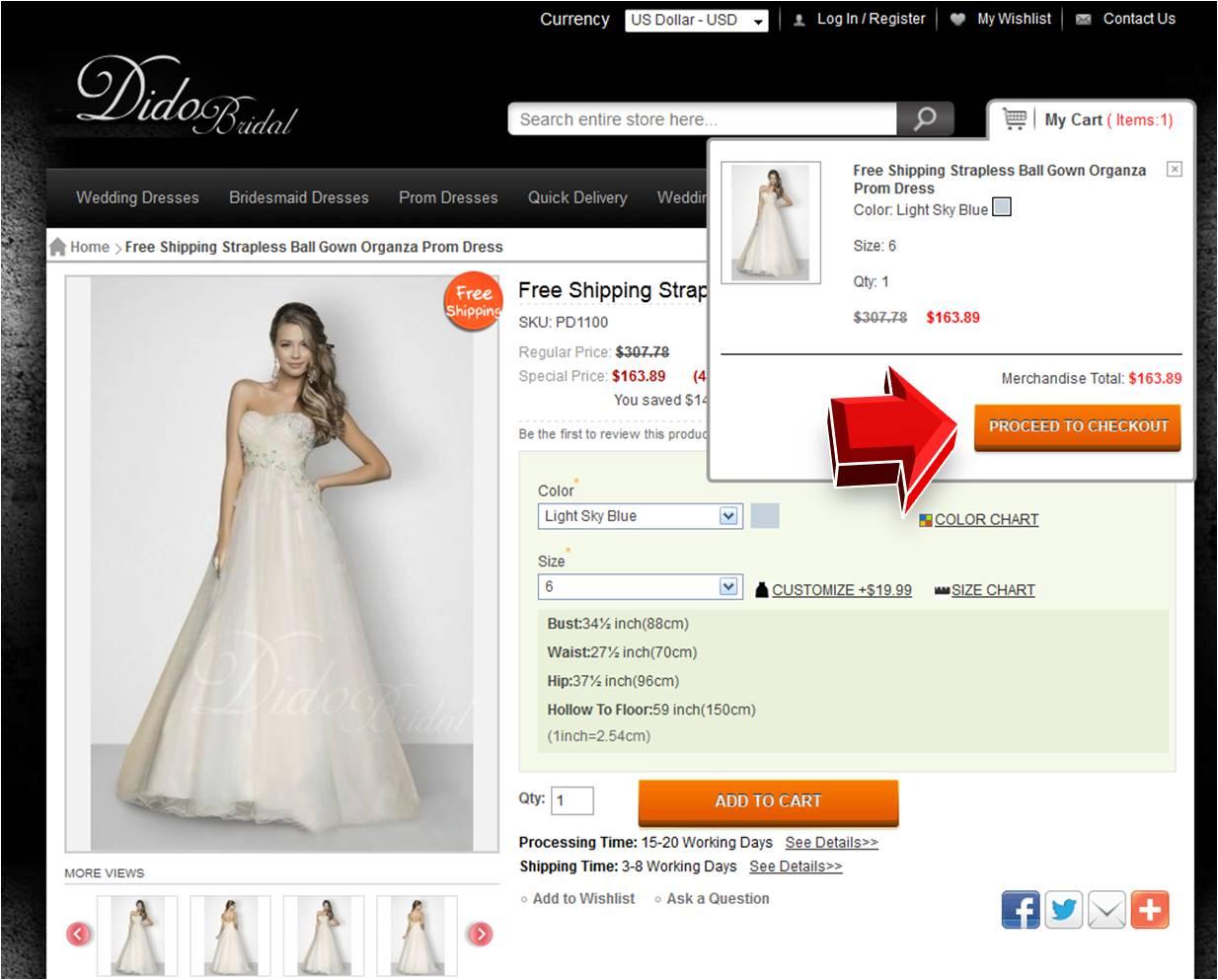 Dido bridal coupons