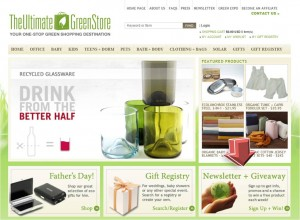 The Ultimate Green Store Mailing Services
