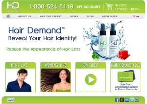 How to Get Hair Demand Coupon Code