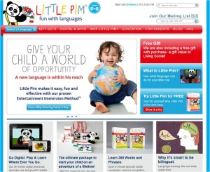 Step1 to Enter Little Pim Coupon Code